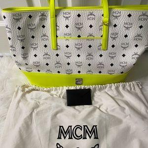 Authentic new MCM tote bag